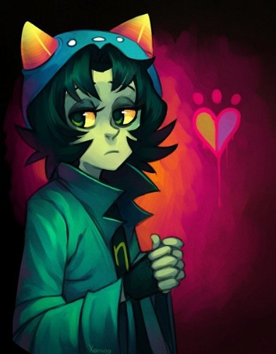 You are Nepeta Leijon!